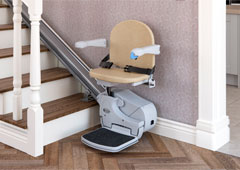 handicare stairlift 1000 950 plus exclusive city straight rail indoor