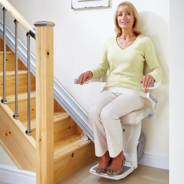 handicare xclusive staircase residential home riverside ca stairchair